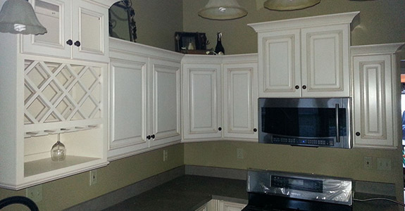Kitchen Cabinet Refacing St. Louis MO